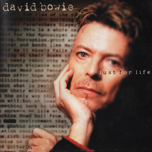 David Bowie Lust For Live (Live soundboard recordings from The Outside Tour 1995-1996) - SQ 9+