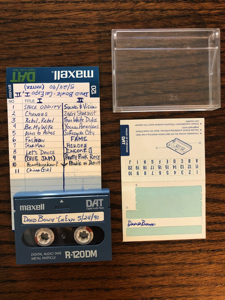 """1990-05-24(thu)_DavidBowie_CalExpo_DAT_Jcard_decals_[Photo2496ByMarcusBuick]"""