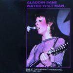 David Bowie 1973-02-15 New York City ,Radio City Music Hall - Aladdin Sane Watch That Man - SQ 7