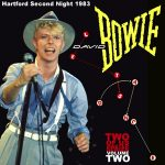 David Bowie 1983-07-16 Hartford ,Civic Center - Hartford 83 Second Night - (Two Of Us Master Volume 2) - SQ 8+