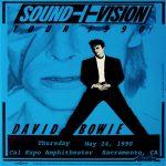 David Bowie 1990-05-24 California ,Expo Sacramento (DAT master Buick Noel) – SQ 8+