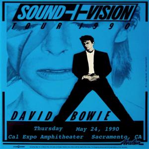 David Bowie 1990-05-24 California ,Expo Sacramento (DAT master Buick Noel) - SQ 8+