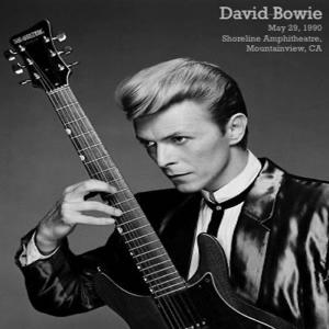 David Bowie 1990-05-29 Mountain View ,Shoreline Amphitheatre (DAT Master Anon Noel) - SQ 8,5