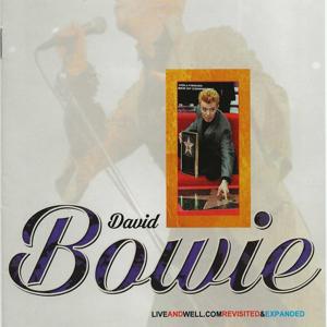 David Bowie LiveAndWell.com Revisited & Expanded (Boxset) (1999) - SQ 9,5