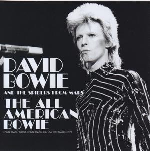 David-Bowie 1973-03-10 Long Beach ,Arena - The All American Bowie - (CD) (Wardour-274) - SQ 7,5