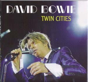 David Bowie 2004-01-11 Minneapolis ,The Target Center - Twin Cities - SQ 9+