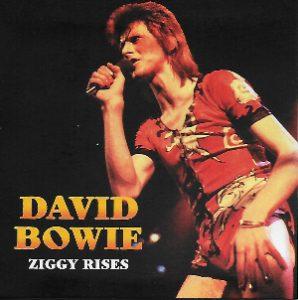 David Bowie 1972-05-07 Hemel Hempstead, The Pavilion - Ziggy Rises - SQ 8
