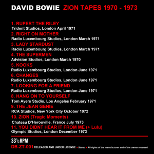 """David-Bowie-Zion-Tapes-1970-1973-REAR"""