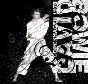 David Bowie 1978-05-31 Copenhagen ,Falkoner Teatret – Copenhagen 1978 - (Matrix) - SQ 8,5
