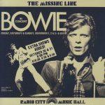 David Bowie 1974-10-31 New York ,Radio City Music Hall - The Missing Link - SQ -8