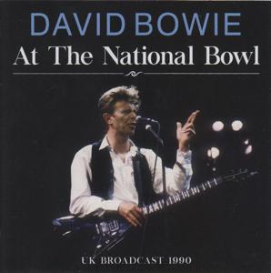 David Bowie 1990-08-05 Milton Keynes ,Milton Keynes Bowl - At The National Bowl - (Unicorn 2020) - SQ 9,5