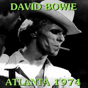 David Bowie 1974-12-01 Atlanta ,Omni Arena - Atlanta 1974 - (Vinyl) - SQ 6,5