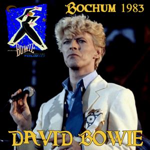 David Bowie 1983-06-15 Bochum ,Ruhrland Stadium - Bochum 1983 - (Vinyl) - SQ 8