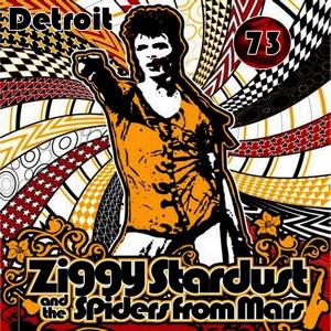David Bowie 1973-03-01 Detroit ,The Masonic Temple Auditorium - Detroit 73 - (Vinyl) - SQ 7,5