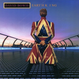 David Bowie Earth King – (Alternate and non-albums tracks of the 90's) – SQ 10
