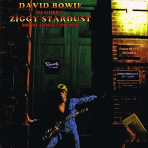 David Bowie ‎The Alternate Ziggy Stardust And The Spiders From Mars - (collection of Ziggy Stardust era live tracks) (Boxset) - SQ 9