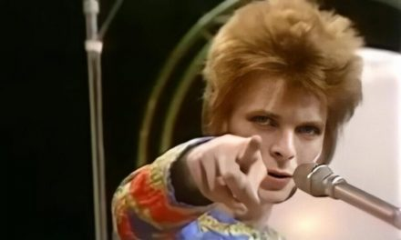 David Bowie's final song as Ziggy Stardust was a Chuck Berry cover