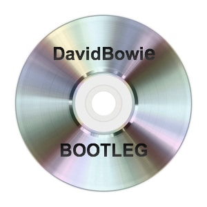David Bowie 1983-07-21 Philadelphia ,The Spectrum Arena (Off master) - SQ 8