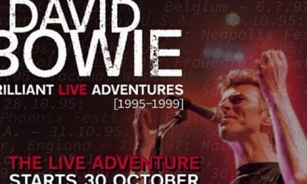 David Bowie Brilliant Live Adventures 1995-1999 – Six brand new live albums