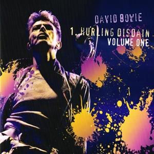 David Bowie 1995-09-22 Philadelphia ,Camden Entertainment Waterfront Centre - 1. Hurling Disdain Volume One - (Vinyl) - SQ 8,5