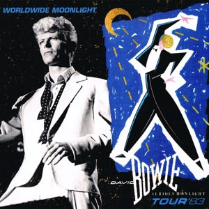 David Bowie 1983-08-11 Tacoma ,Tacoma Dome - Worldwide Moonlight 1983 - SQ 8+