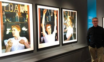 David Bowie: Geoff MacCormack's photos – Brighton exhibition