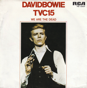 David Bowie TVC 15 - We Are The Dead (1976)estimated value € 40,00