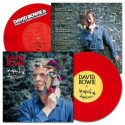 David Bowie vinyl exclusives for Museu Del Disseny De Barcelona