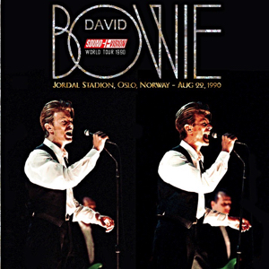 David Bowie 1990-08-22 Oslo ,Jordal Stadion (AB version - Goody Remaster) - SQ 8,5