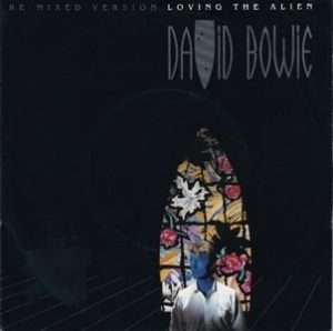 David Bowie Loving The Alien - Don't look Down (1984) estimated value € 15,00