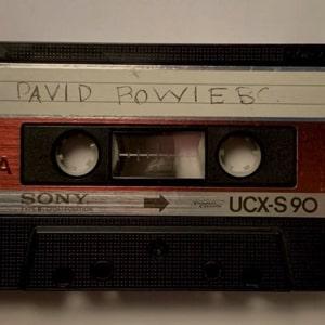David Bowie 1983-08-09 Vancouver ,British Columbia Place Stadium - SQ 8