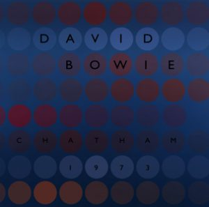 David Bowie 1973-06-12 Chatham ,Central Hall (remaster of Noggin tape) - SQ 6,5