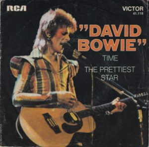 David Bowie Time - The Prettiest Star (1973) estimated value € 31,00