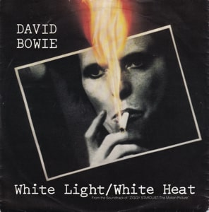 David Bowie White Light White Heat - Cracked Actor (1983) estimated value € 12,00