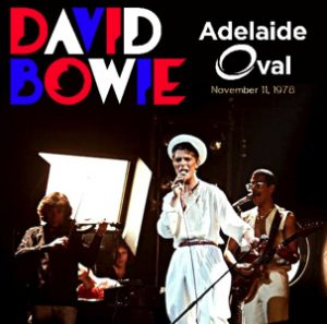 David Bowie 1978-11-11 Adelaide ,Oval Cricket Ground - Adelaide Oval - (Matrix of 2 recordings) - SQ -8