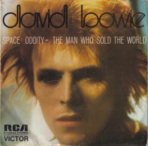 David Bowie Space Oddity - The Man Who Sold The World (1973 Spain) estimated value € 35,00