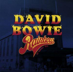 David Bowie 1972-08-20 London ,The Rainbow Theatre - Rainbow - SQ -8