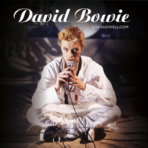 David Bowie Liveandwell.com (Live 1995-1999) Brilliant Live Adventures part 3 (2021)