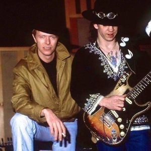David Bowie 1983-04-27 Dallas ,Las Colinas ,Soundstage (Tour Rehearsals with Stevie Ray Vaughan ) (Soundboard) - SQ -9.