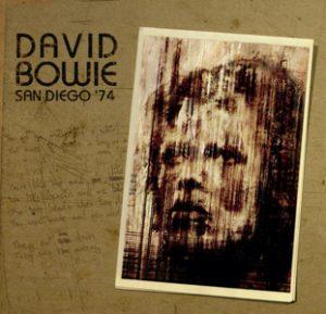 David Bowie 1974-09-11 San Diego ,Sports Arena - San Diego '74 - (Remaster of Wizardo tape) - SQ 6+