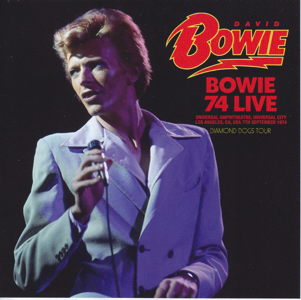 David Bowie 1974-09-07 Universal Amphitheatre, Los Angeles (remaster of Wizardo tape - Part 2 only) - SQ 6,5