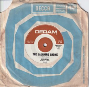 David Bowie The Laughing Gnome - The Gospel According To Tony Day (1967 Australia) estimated value € 45,00