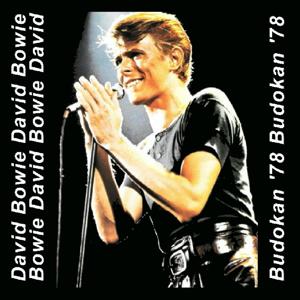 David Bowie 1978-12-11 Tokyo ,Nihon Budokan Arena – Budokan '78 – SQ -7
