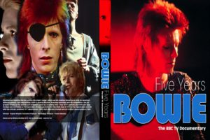 David Bowie The Last Five Years - Documentary ,first broadcast BBC 2 2017-01-17.