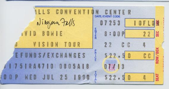 25 Jul 1990 Niagara Falls Convention Center Niagara Falls NY copy