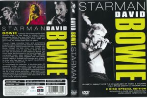 David Bowie Starman - In-dept insight into the chameleon of music & culture from Space Oddity to Modern Love