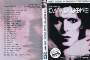 David Bowie: The Story of David Bowie – The Amp ,UK TV 2004. (Interviews and Previously Unseen Live Footage)