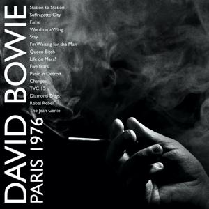 David Bowie 1976-05-18 Paris ,Pavillion de Paris - Paris 1976 - SQ 8