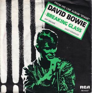 David Bowie Breaking Glass - Art Decade Ziggy Stardust (1978 Netherlands) estimated value € 10,00
