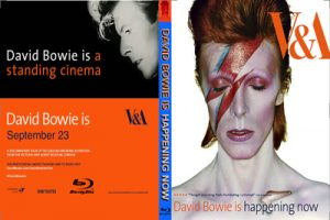 David Bowie Is Happening Now - A Live Nationwide Cinema Event - 2013-8-13 (HD Video)